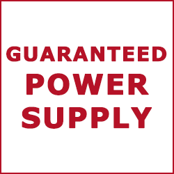 Ingeteam guaranteed power supply