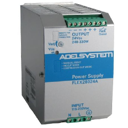 Adel system power supplies