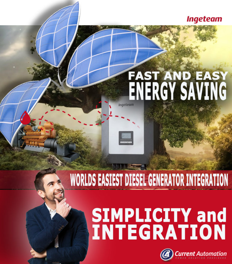 Fast and easy energy saving ingeteam inverters