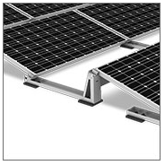 S-Rock 15° flat roof system